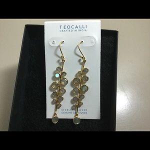 Teocalli Dangle Earring